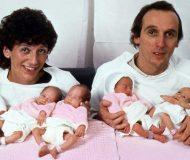 Mamman födde oväntade sexlingar. Se hur familjen ser ut idag!