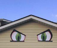 Över 30 miljoner har sett hur familjen förvandlat sitt garage. Wow!