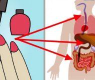 Brukar du använda nagellack? Det här är vad som händer i din kropp!