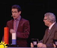 Robert Gustavsson imiterar Marcus Oscarsson och det han säger får publiken att vika sig av skratt!